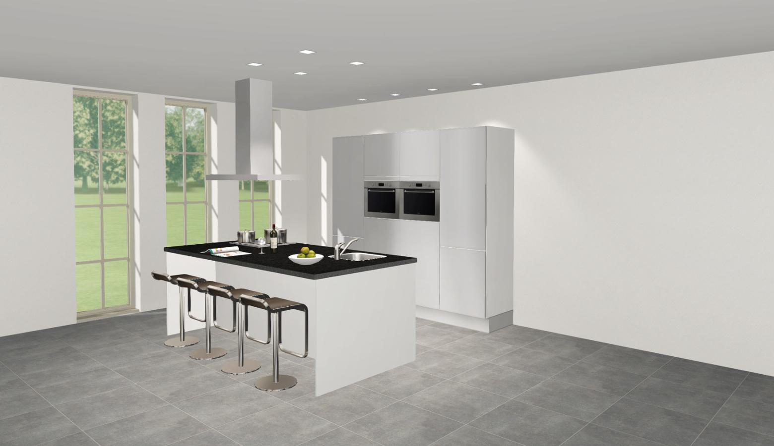 keuken ontwerpen 3d 2017 decor blu
