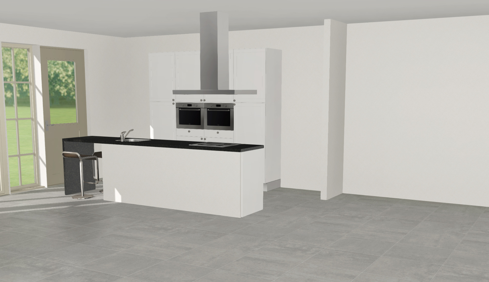 3d Keuken Ontwerpen : Keuken koblenz steinhaus keuken kampioen