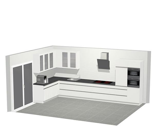 L-keuken
