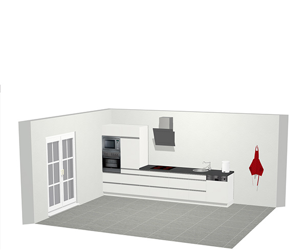 Rechte keukens