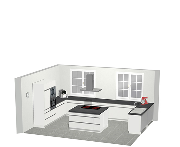 U-keukens