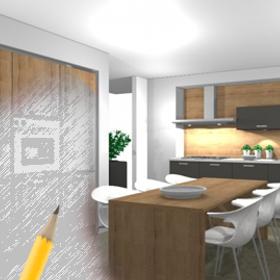 Zelf 3D keuken ontwerpen