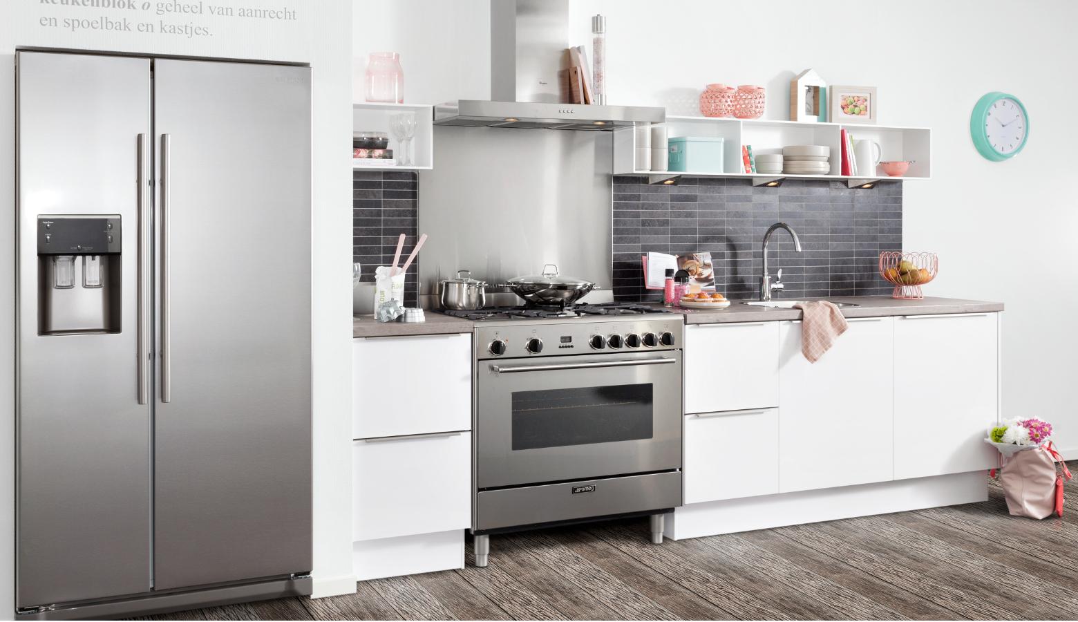 Keuken Witte Kleine : Keukens van topkwaliteit uit eigen fabriek keuken kampioen