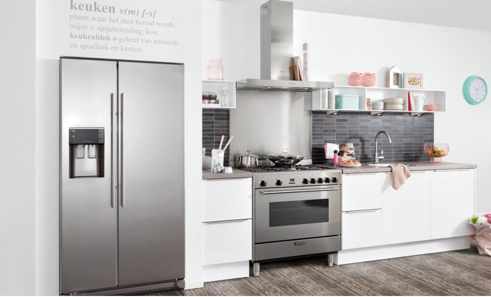 Hoogglans Wit Keuken : Keuken kampioen goedkope hoogglanskeuken