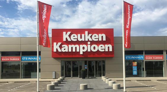 Keuken Kampioen Leeuwarden : Keuken kampioen showrooms koopzondagen
