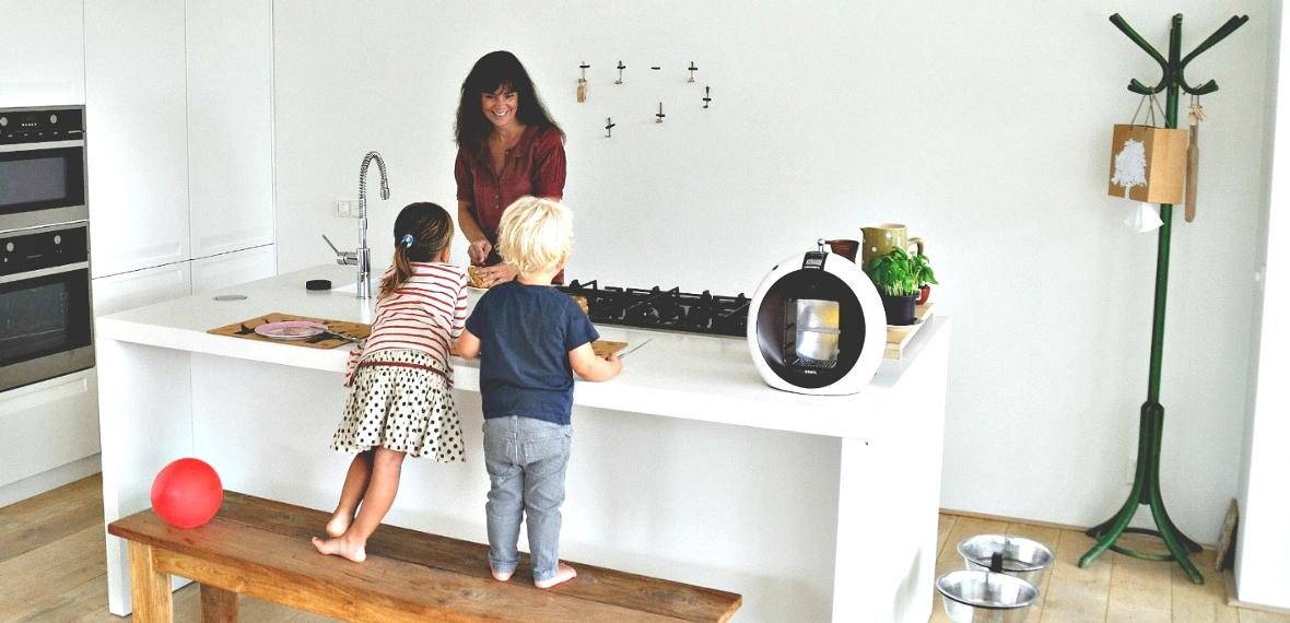 kindvriendelijke keuken