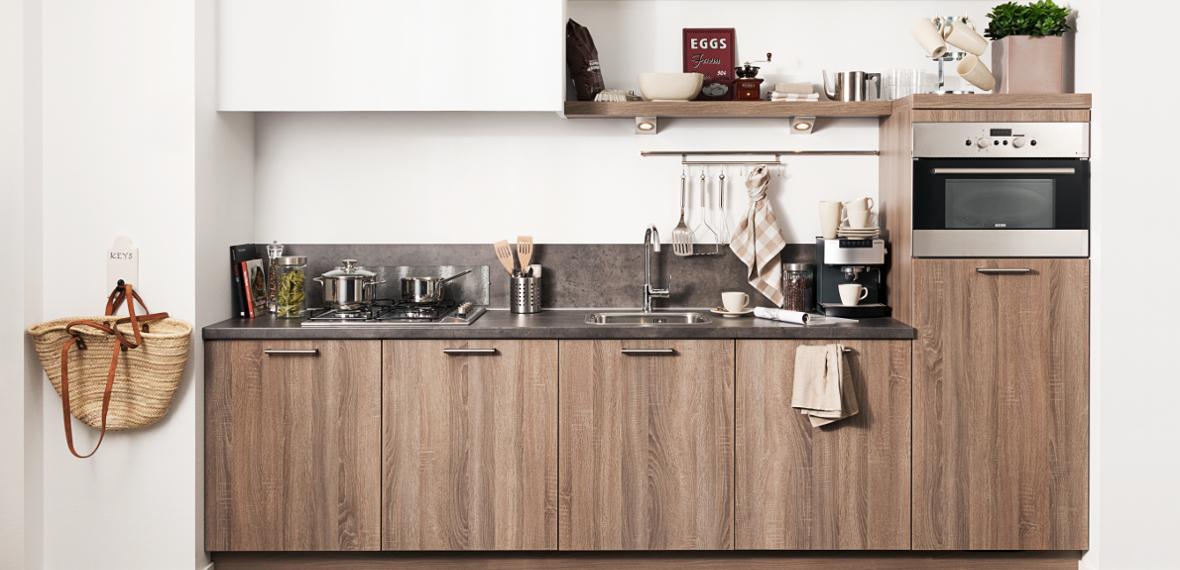Keuken kampioen tips voor een kleine keuken for Kleine amerikaanse keuken met bar
