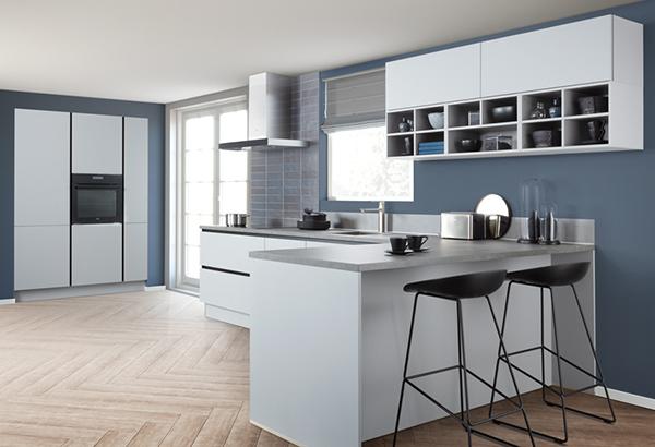 kastenwand open keuken