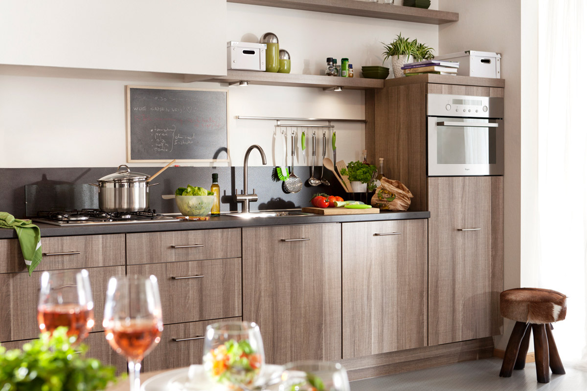 goedkope nieuwe keuken