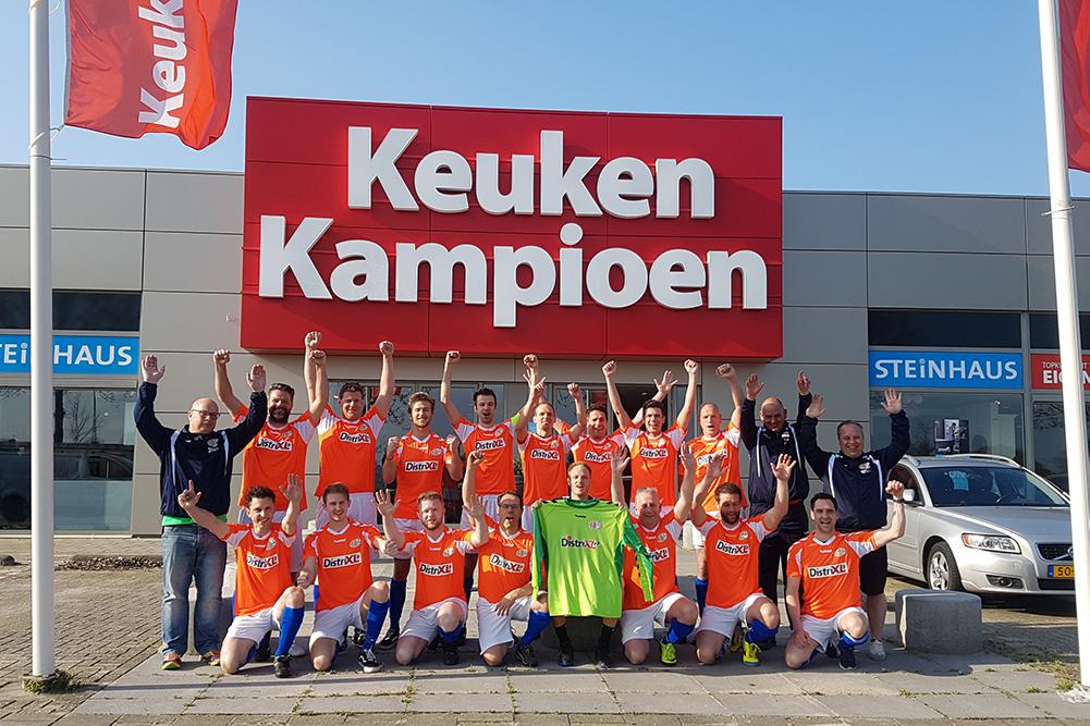 VV Altena Mannen zaterdag 5