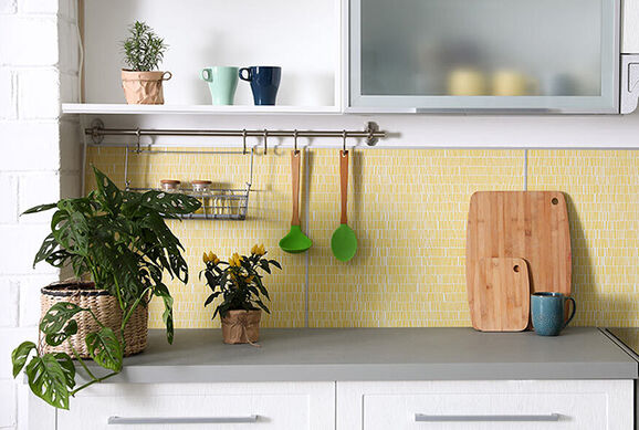 Natuurlijke materialen in de keuken