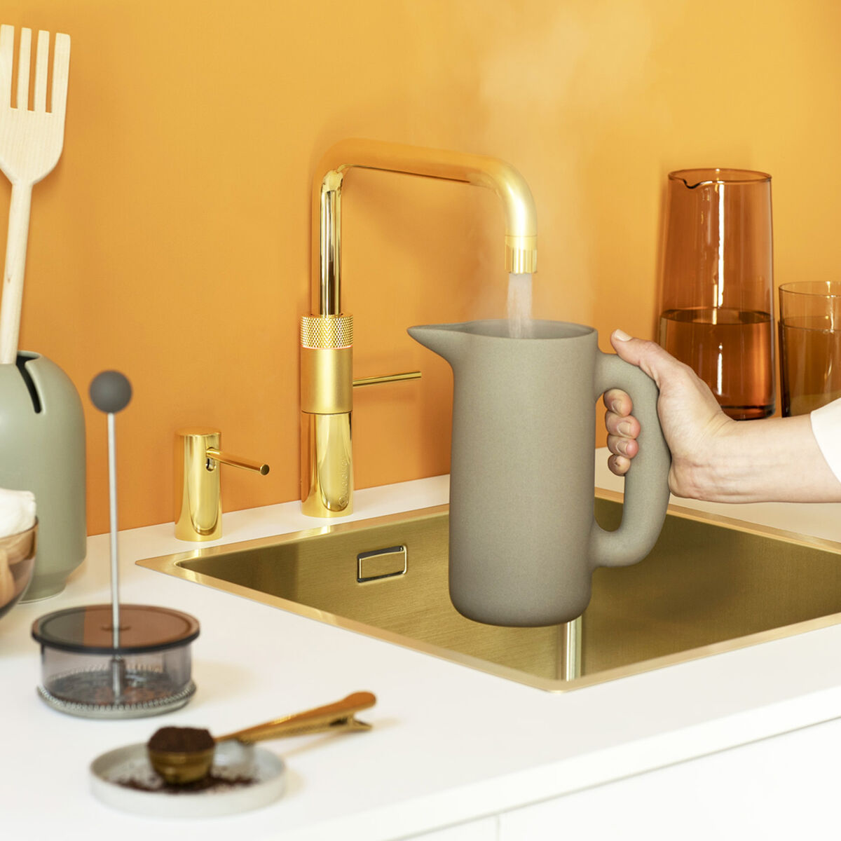 quooker fusion gold