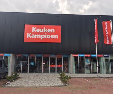 Keuken Kopen Rotterdam : Rotterdam stadionweg