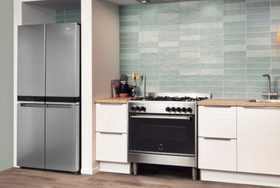 Side-by-side koelkast
