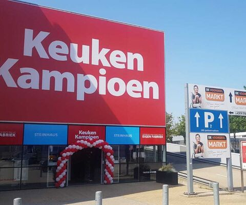 Keuken Kampioen Amsterdam Zuidoost