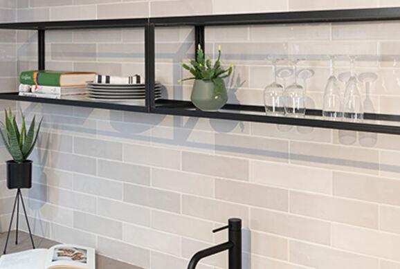 De achterwand in stijl van je keuken