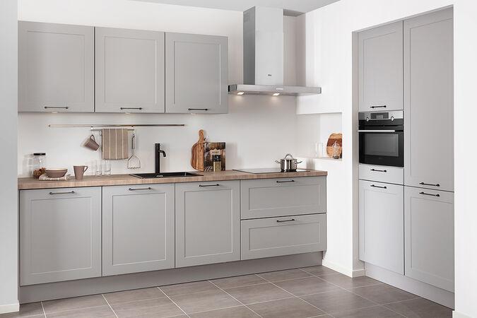Steinhaus Riesling Perlgrau keuken