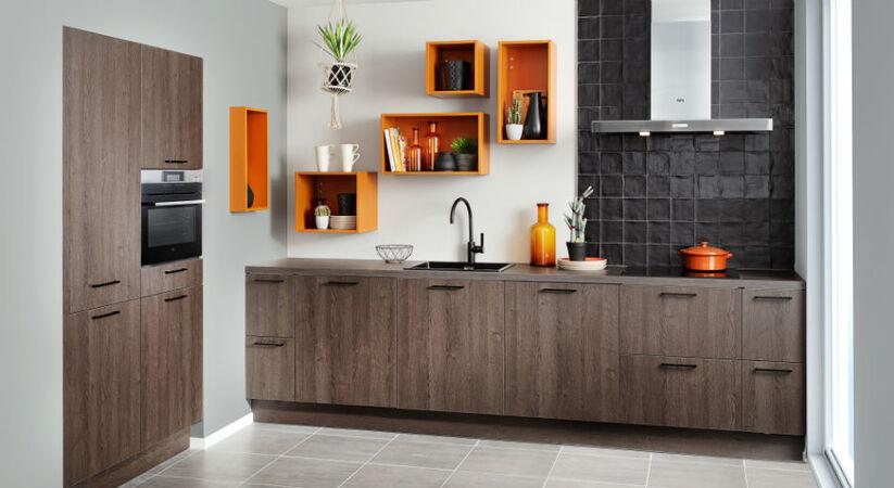 Loivo houtlook keuken
