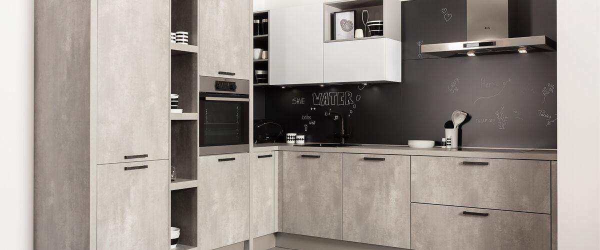 Keukenkastjes overzicht