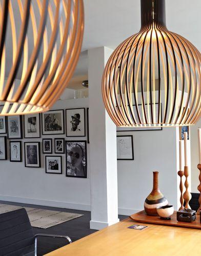 Landelijke hanglampen