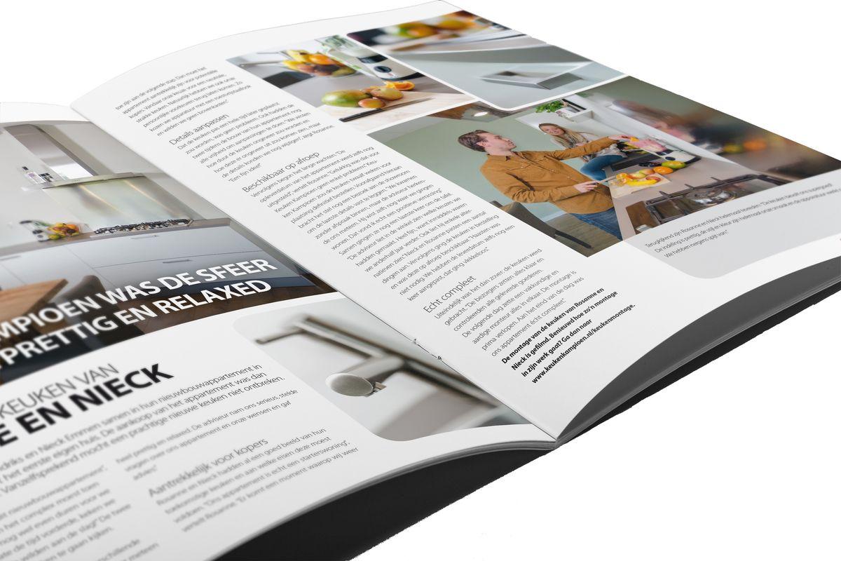 Goedkope keukens magazine
