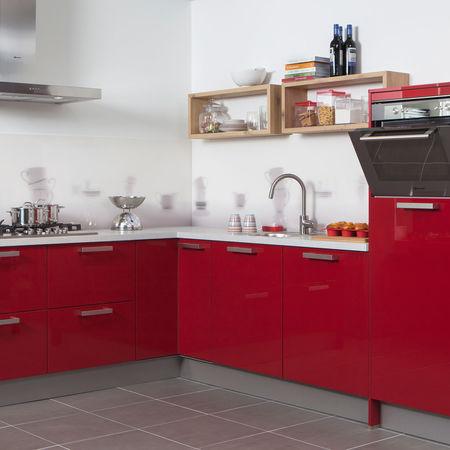 Steinhaus Italiaanse rode keuken Wegeler