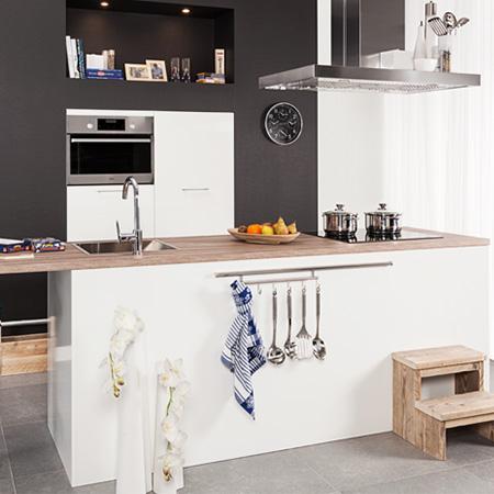 Hoogglans keukens