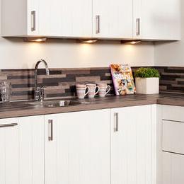 Verlichting in de keuken