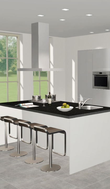Keukenkastjes voor opbergruimte keuken kampioen for Ontwerp je eigen keuken