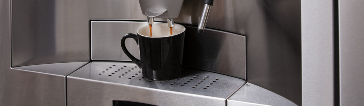 inbouw koffiemachine