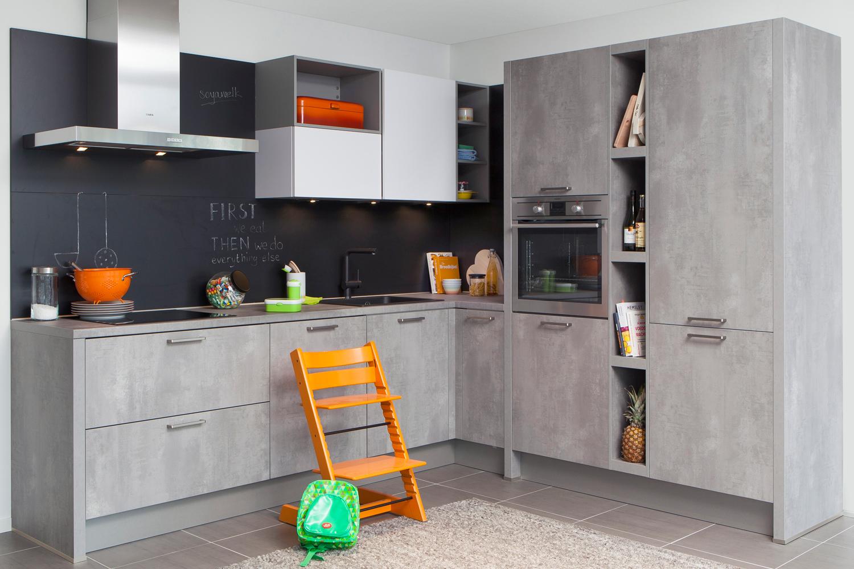 Aanschaf nieuwe keuken