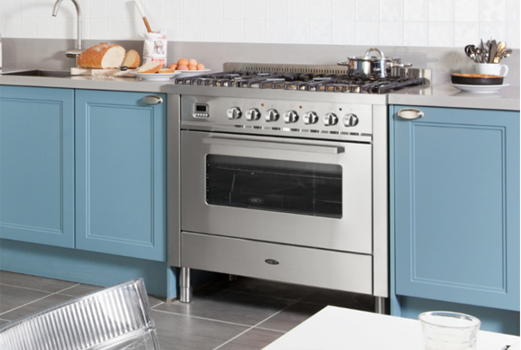 Fornuis oven