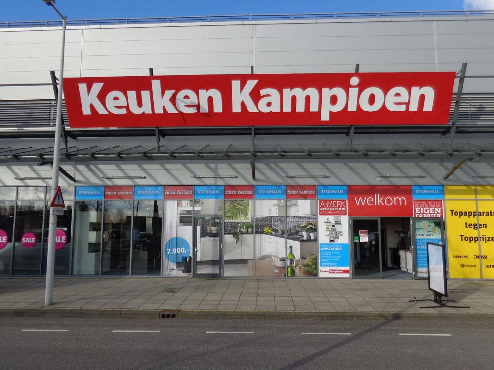 Keukenkampioen Amsterdam Westpoort