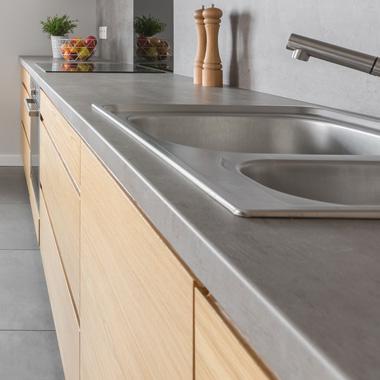 betonnen keukens