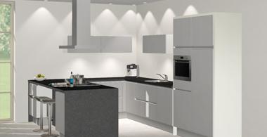 U Vormige Keuken : Keukenopstellingen voor iedere ruimte keuken kampioen